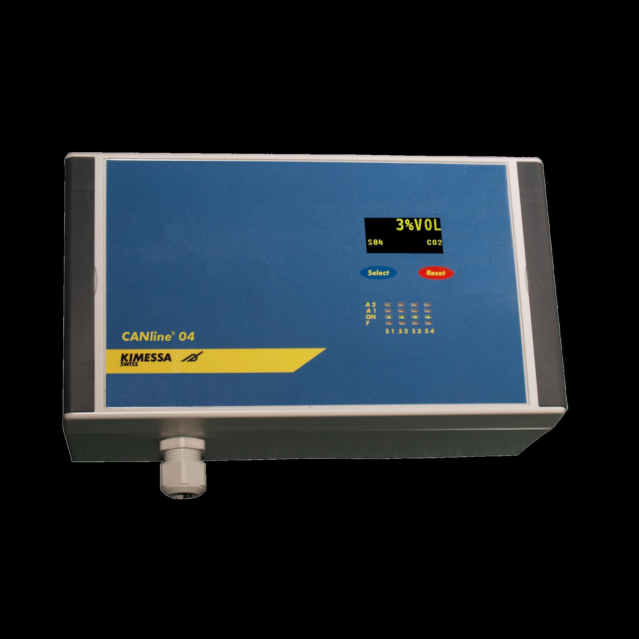 //Final Kimessa Canline gas controller