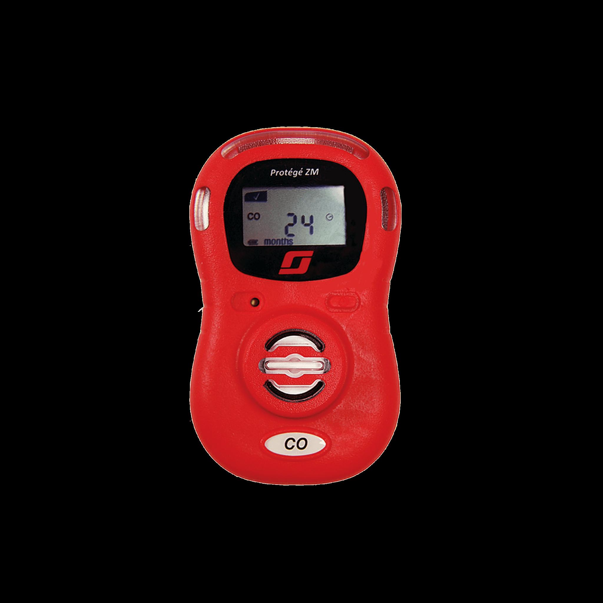 //Final Protégé SG reusable single gas monitor